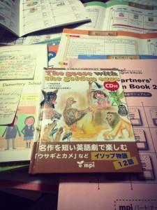 mpi教材 英語で楽しむイソップ物語