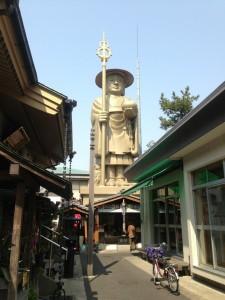 勝川の弘法さま